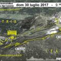 30 luglio 2017 – Pramollo-Nassfeld Geo-escursione transfrontaliera – Geoparco delle Alpi Carniche