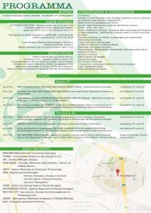 Geoday UNIBO 2014 - Programma