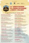 2015 - Programma completo - 150° anniversario della prima ascensione al M. Cogliàns-1